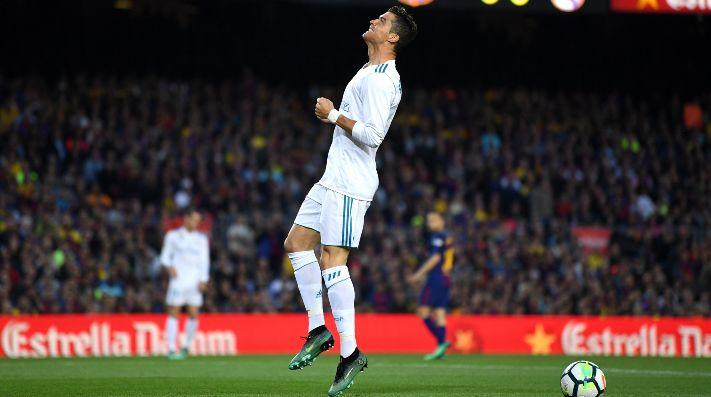 Cristóbal Soria alucina al ver a Cristiano Ronaldo cantando '¿Dónde está CR7?'