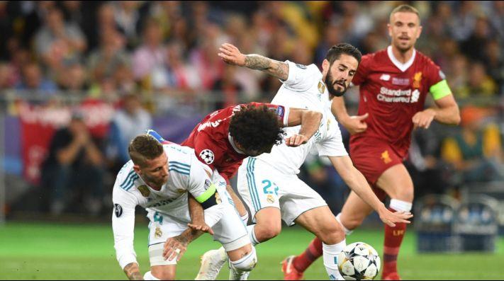 Recuperación de Mohamed Salah tomará de