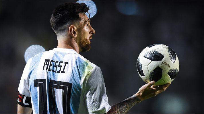 El ping pong de Messi
