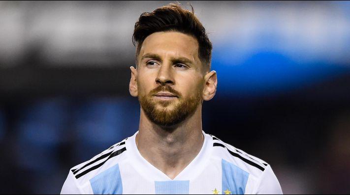 La Federación Palestina pidió a Lionel Messi que no juegue contra Israel