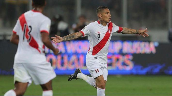 Perú empieza con derrota su andadura en el Mundial de Rusia