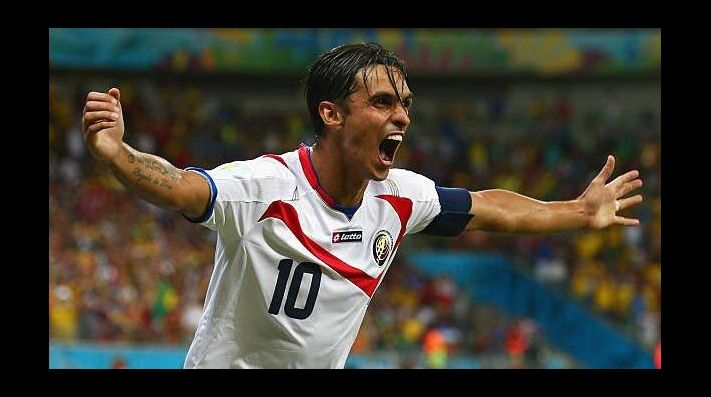 Costa Rica cayó ante Inglaterra en juego amistoso