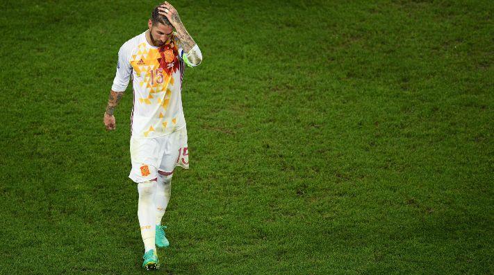 Sergio Ramos tras salida de Lopetegui: Somos la selección