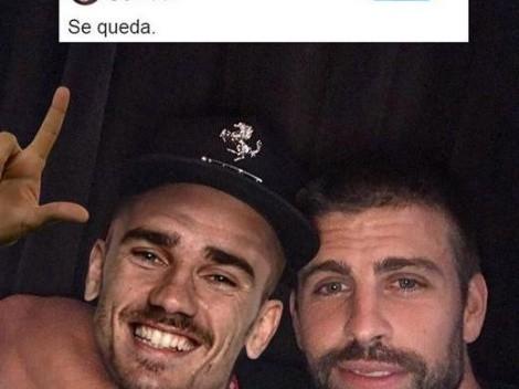 Los mejores memes de la fallida llegada de Griezmann al Barcelona