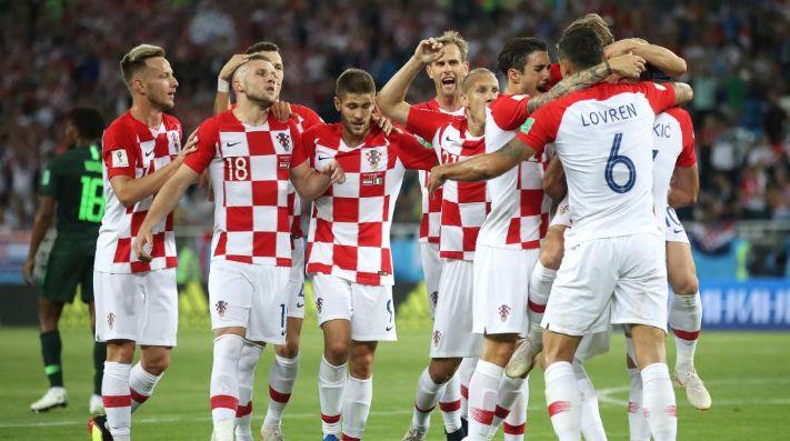 Croacia picó adelante frente a Nigeria