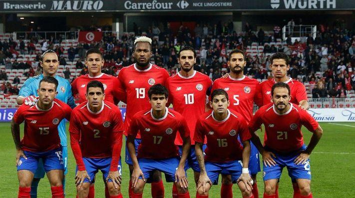 Costa Rica vs. Serbia: en Vivo