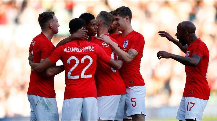 Inglaterra venció 2-1 a Túnez en Rusia 2018 | En la Jugada