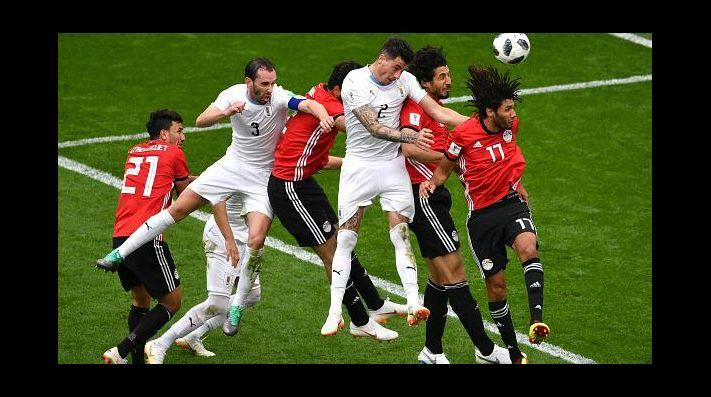 Uruguay busca la clasificación ante Arabia Saudita