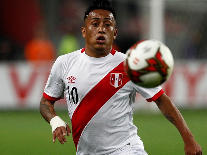 Christian Cueva está en la mira de Independiente. (Foto: Getty)
