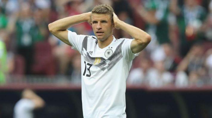 Alemania quiere levantarse del duro debut ante Suecia - Somos Deporte