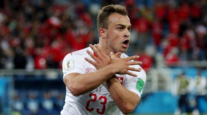 Serbia-Suiza, Mundial Rusia 2018: horario, TV y formaciones