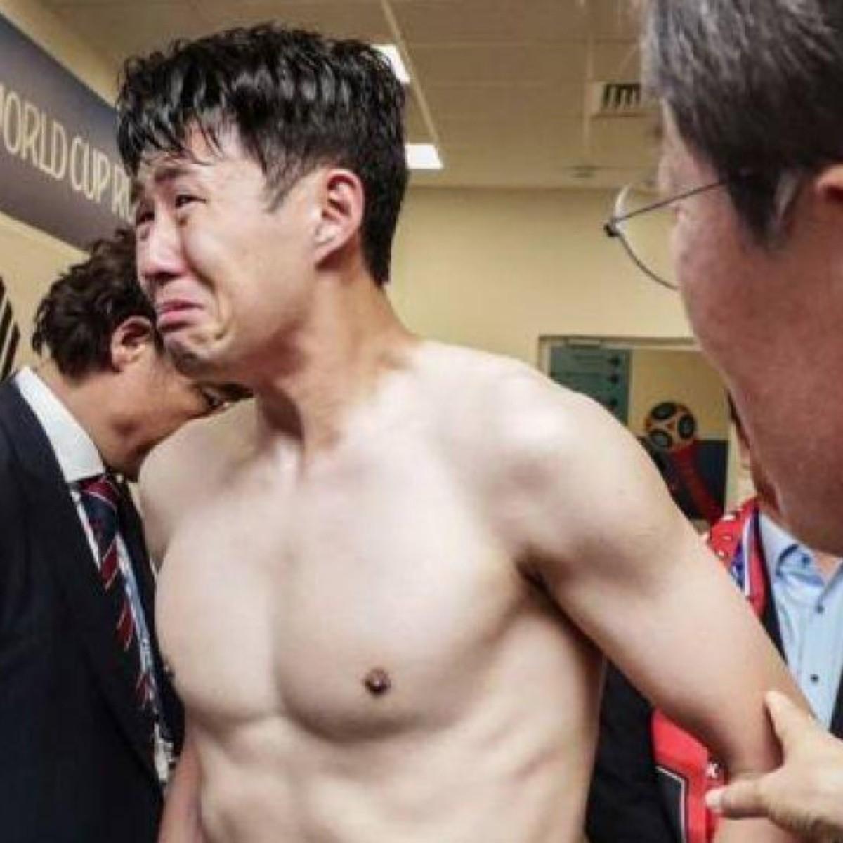 La triste historia detrás del llanto de Son Heung-Min | Bolavip