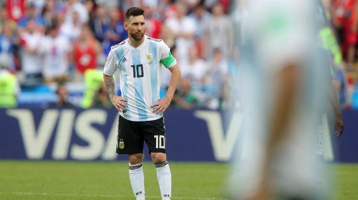 Lo que dijo Sergio Agüero tras la eliminación de Argentina