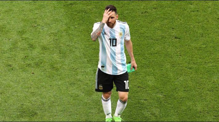 Ardiles criticó a Messi: