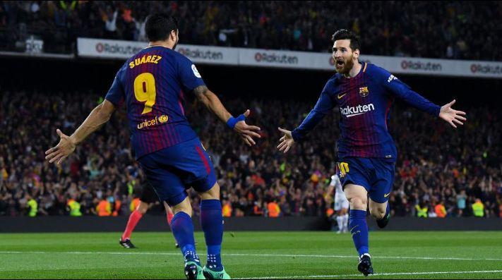 Suárez habló con Messi tras la eliminación de Argentina