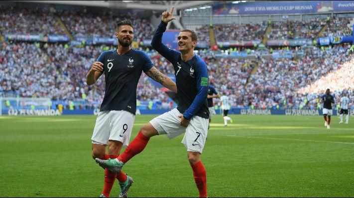 Luis Suárez critica a Griezmann antes del juego entre Francia y Uruguay