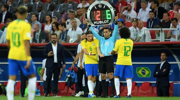 Brasil vs. México: el gol de Neymar que abrió el marcador