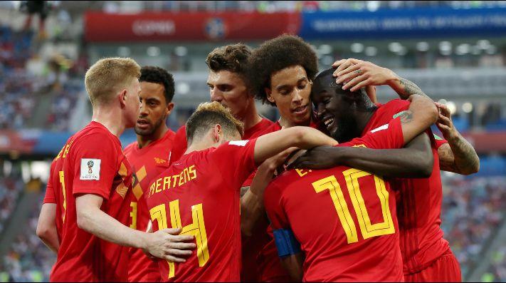 Bélgica muestra su estampa y saca a Japón del Mundial