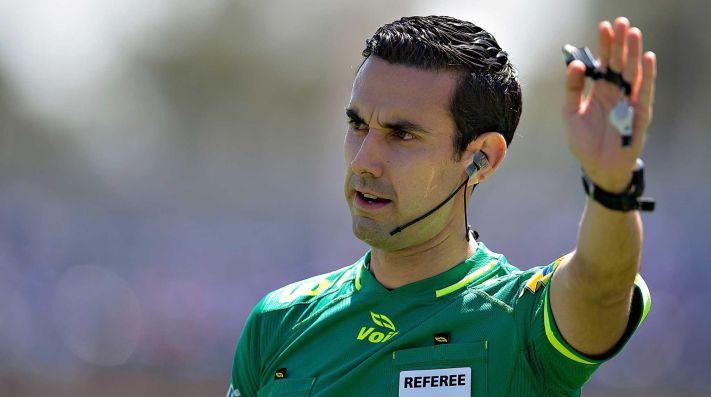 César Ramos, cuarto árbitro en semifinales ¿lo alistan para la final?