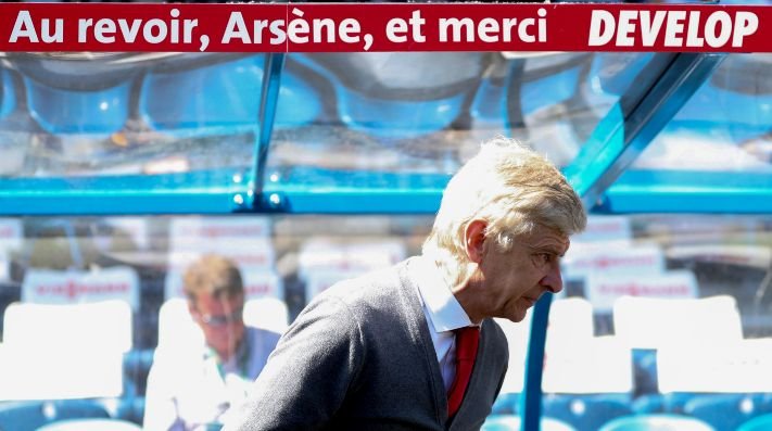 Mi mayor error fue permanecer 22 años en Arsenal — Arsene Wenger