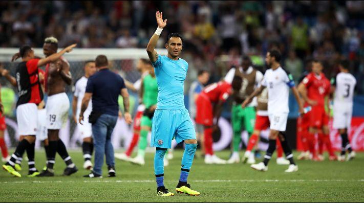 El mejor arquero del Mundial, a un paso del Real Madrid