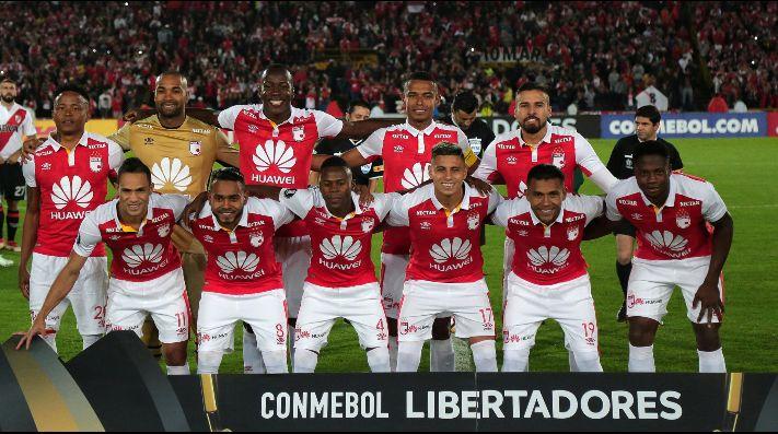 Copa Sudamericana: Rampla Juniors vs Independiente Santa Fe