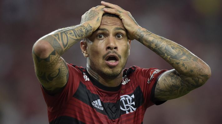 Tribunal Federal Suizo decidió futuro del delantero — Paolo Guerrero