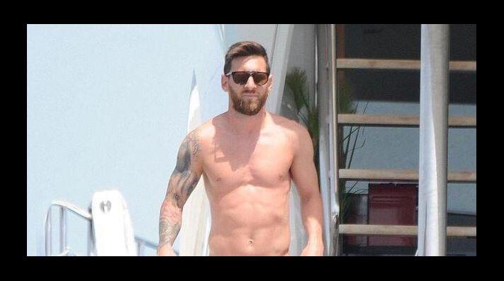 Messi y Nadal, mucha magia junta en Ibiza