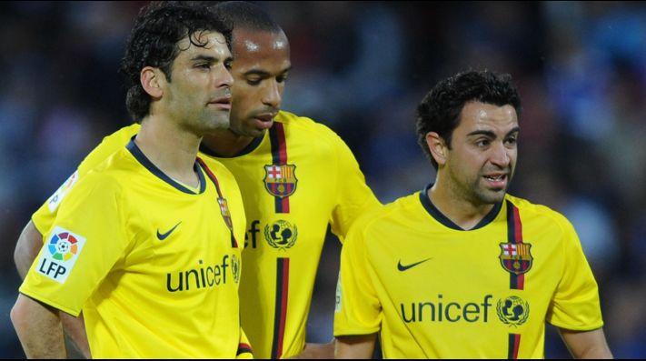Rafa Márquez se despidió del fútbol con una emotiva carta - Somos Deporte