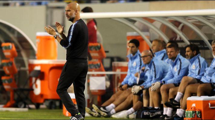 Guardiola y una charla muy dura para sus jugadores