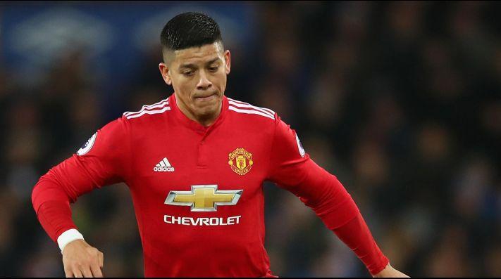 Marcos Rojo tendría los días contados en el Manchester United | BolaVip