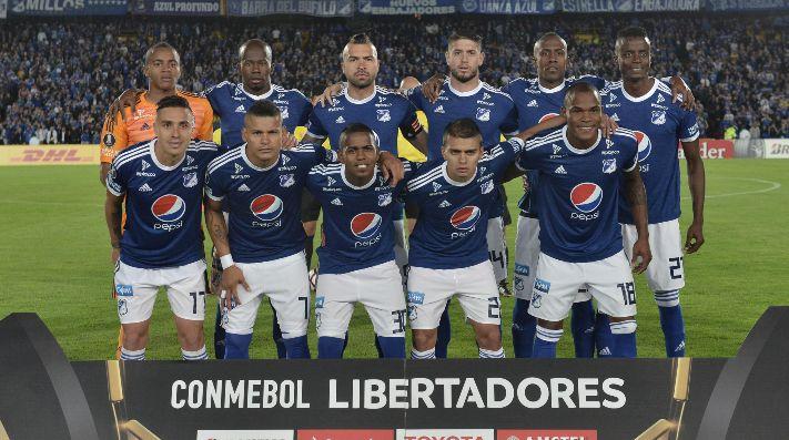 Millonarios, obligado a sumar en Paraguay ante General Díaz