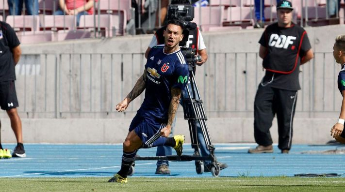 Mauricio Pinilla no continuará su carrera en Universidad de Chile