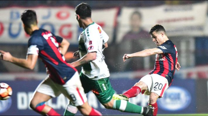 San Lorenzo vs Deportes Temuco | Copa Sudamericana 2018 — En vivo
