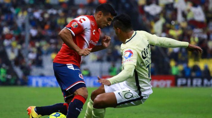 Debutará América en la Copa Mx ante Veracruz