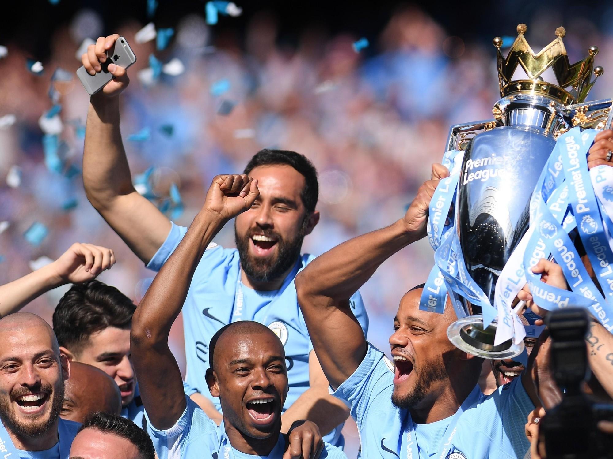 sonido trolebús Repegar  Pronóstico: Manchester City nuevamente favorito al título de la Premier  League | Bolavip