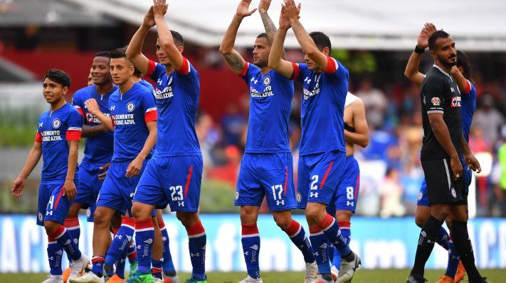 Con doblete de Cauteruccio, le ganan al Zacatepec 2-3 — CRUZ AZUL