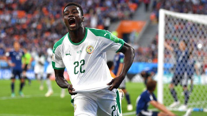 Es oficial: Barcelona fichó al joven internacional senegalés Moussa Wague