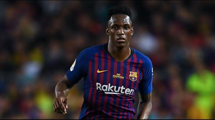 Barcelona y Manchester United culminan detalles para el traspaso de Yerry Mina