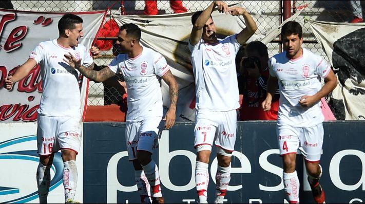 Atlético Tucumán venció a Huracán y está en octavos — Copa Argentina
