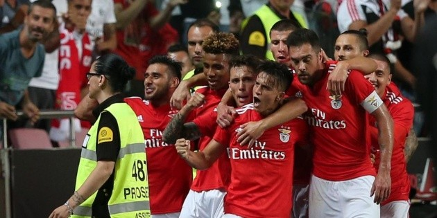 Cervi gave Benfica a key victory in the preliminary phase of the Champions League