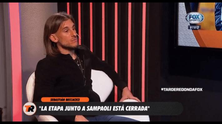 Sebastián Beccacece contó todas las intimidades de la Selección