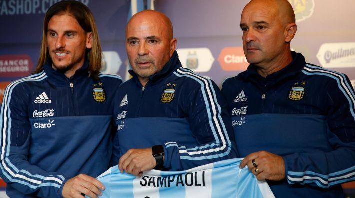 Sebastián Beccacece contó todas las intimidades — Selección argentina