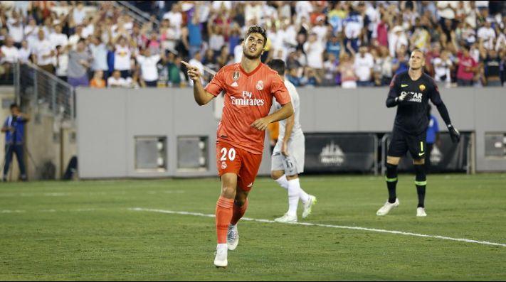 Real Madrid cierra gira por EEUU ante la Roma