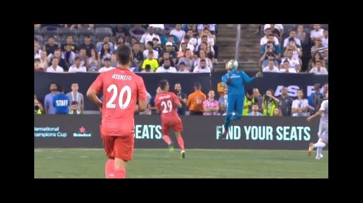 El nuevo enemigo de Keylor Navas en el Real Madrid — Situación insoportable