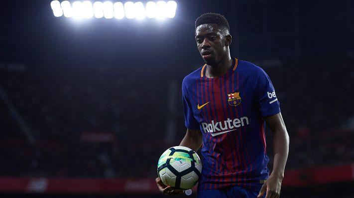 Dembélé se queda en el Barcelona