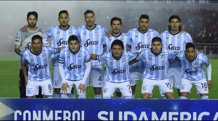 Atletico Tucuman Vs Atletico Nacional Foto Getty
