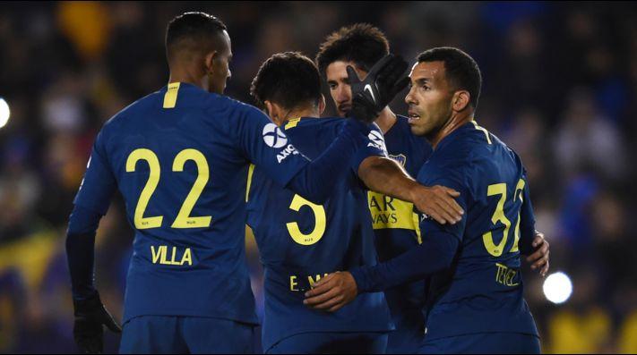 Guido Herrera explicó cómo le paró el penalti a Tévez