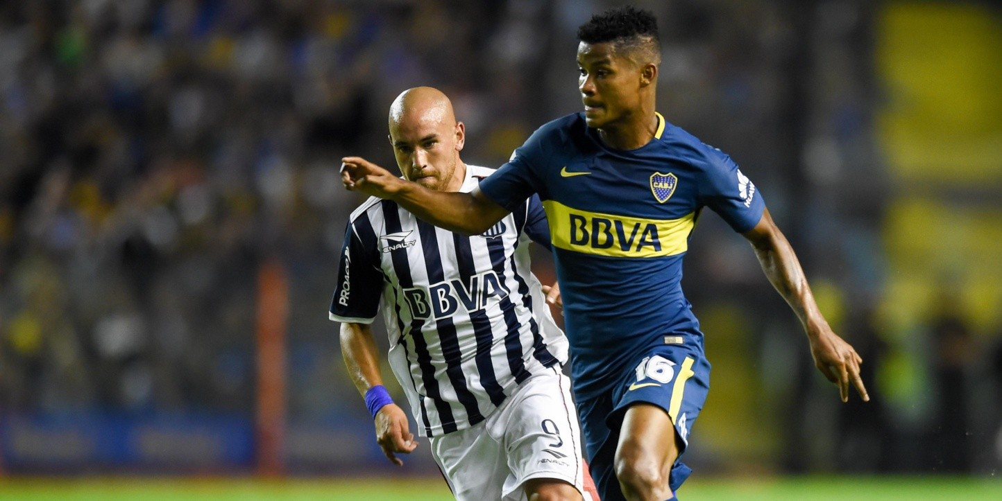 Boca Juniors vs Talleres (Foto: Getty)