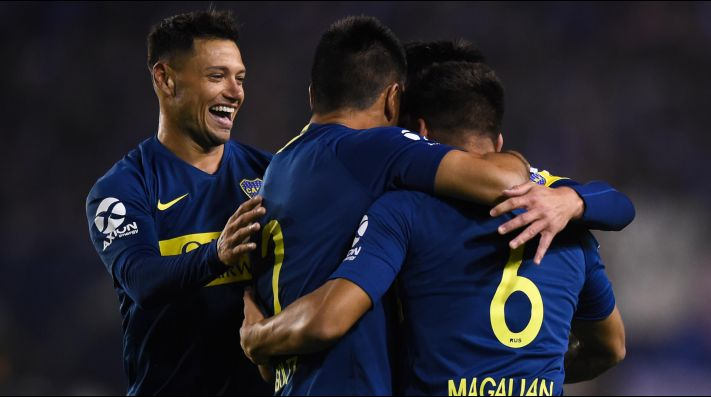Barcelona vs Boca Juniors (Foto: Getty)